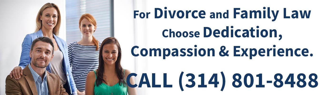 St. Louis Divorce Lawyers